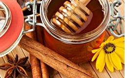 Похудеть корица мед