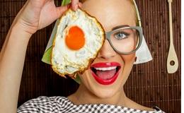 Похудеть яйца